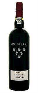 Graham's Port Six Grapes Reserve 750ml